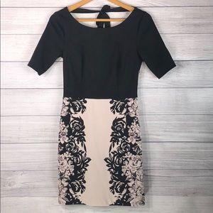 LC Lauren Conrad - Floral Skirt Dress Tie Back - 4